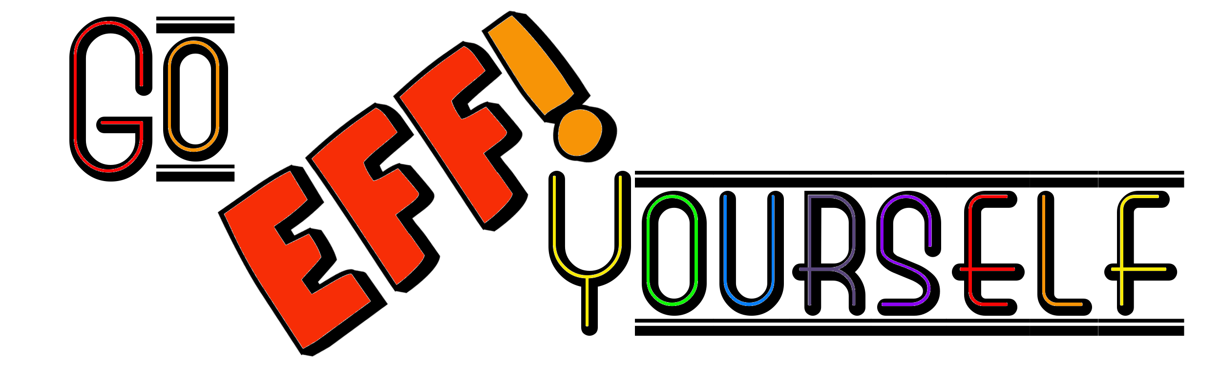 Go Eff Yourself Logo